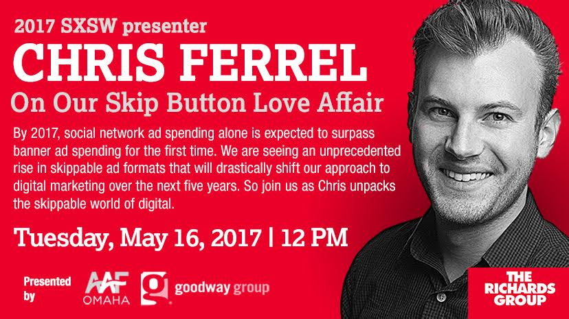 Chris Ferrel May 16 2017 AdBites