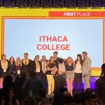 2019 NSAC Winners Ithaca College