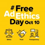October 10 Free Ad Ethics Day