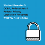 AAF December 9, 2019 Webinar graphic
