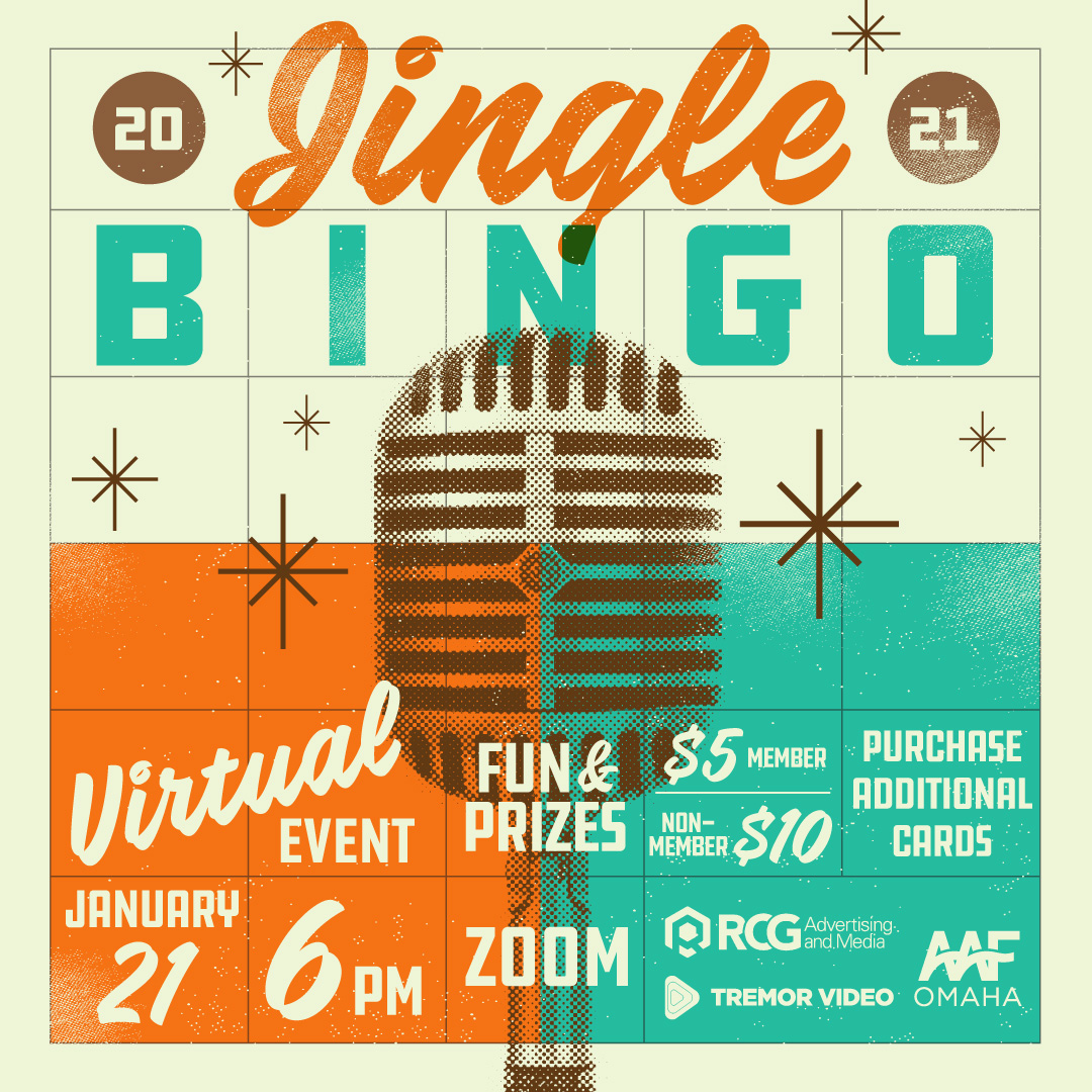 2021 Jingle Bingo January 21