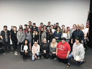 Creative Center March 21 2019 students